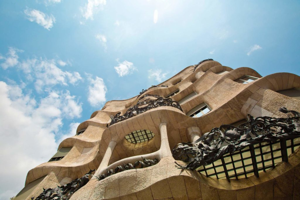 Gaudi's La Pedrera, an unmissable place to visit in Barcelona
