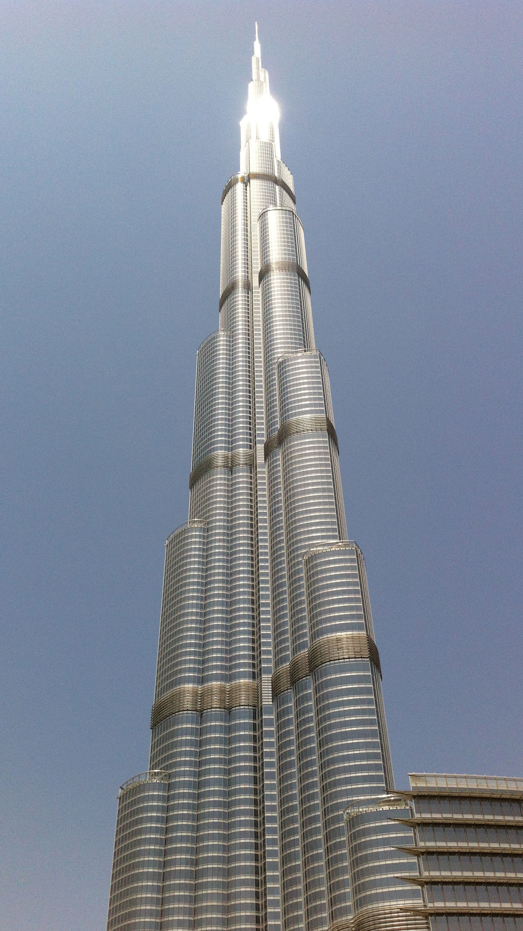Burj Khalifa is a must-see for Dubai first timers