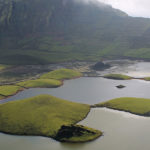 Corvo Island, UNESCO Biosphere Reserve and the smallest island of the Azores.