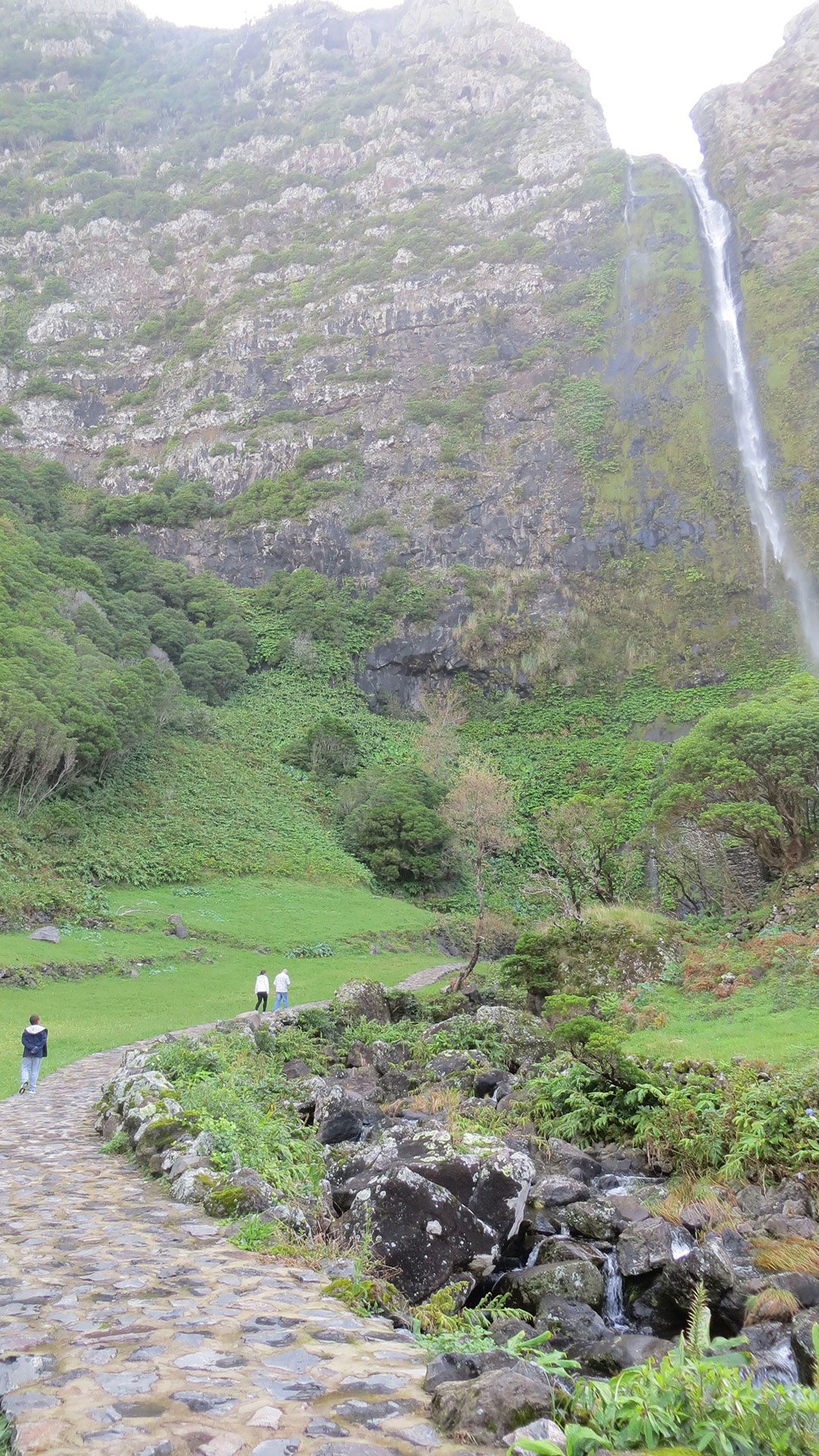 On the way to Poça do Bacalhau | Island of Flores, the Azores, where Europe begins.