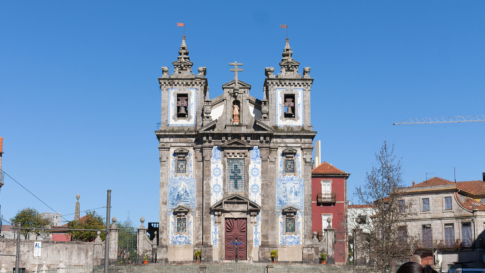Santo Ildefonso Church | Porto: the city of churches.