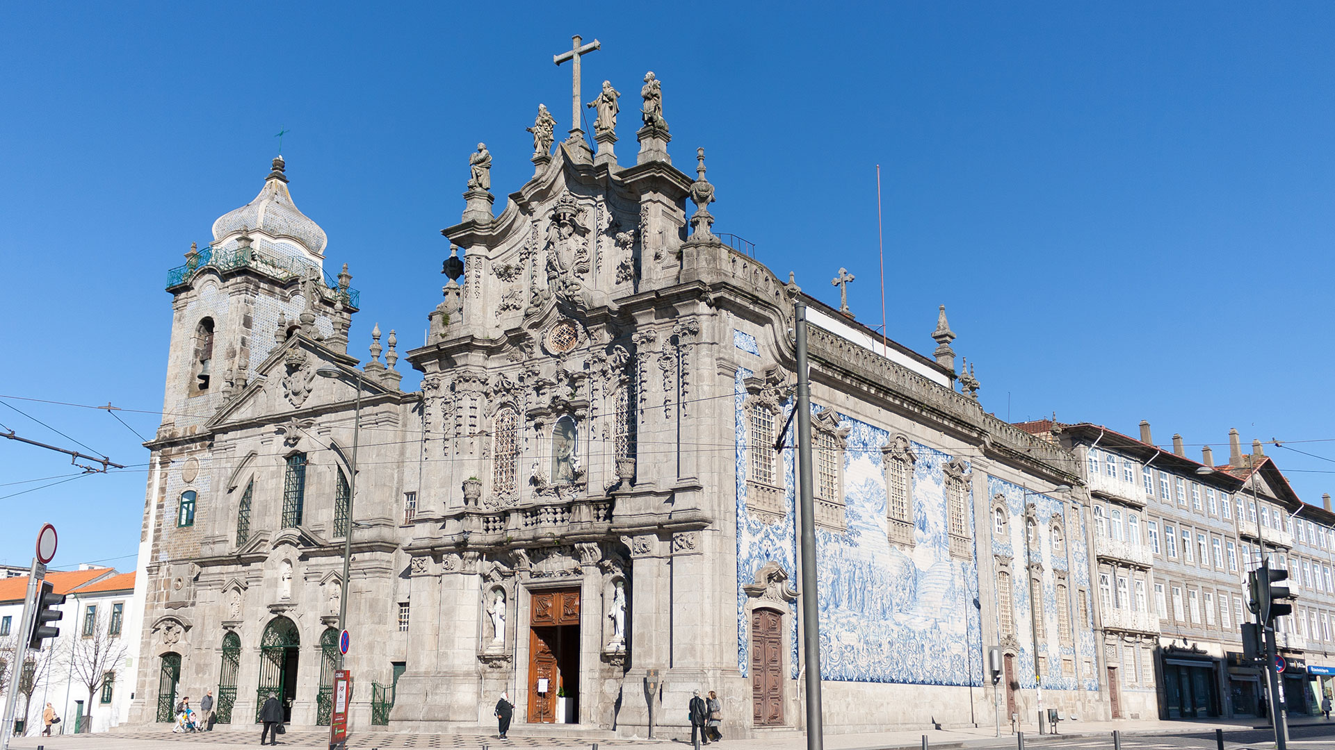 Carmo and Carmelitas | Porto: the city of churches.