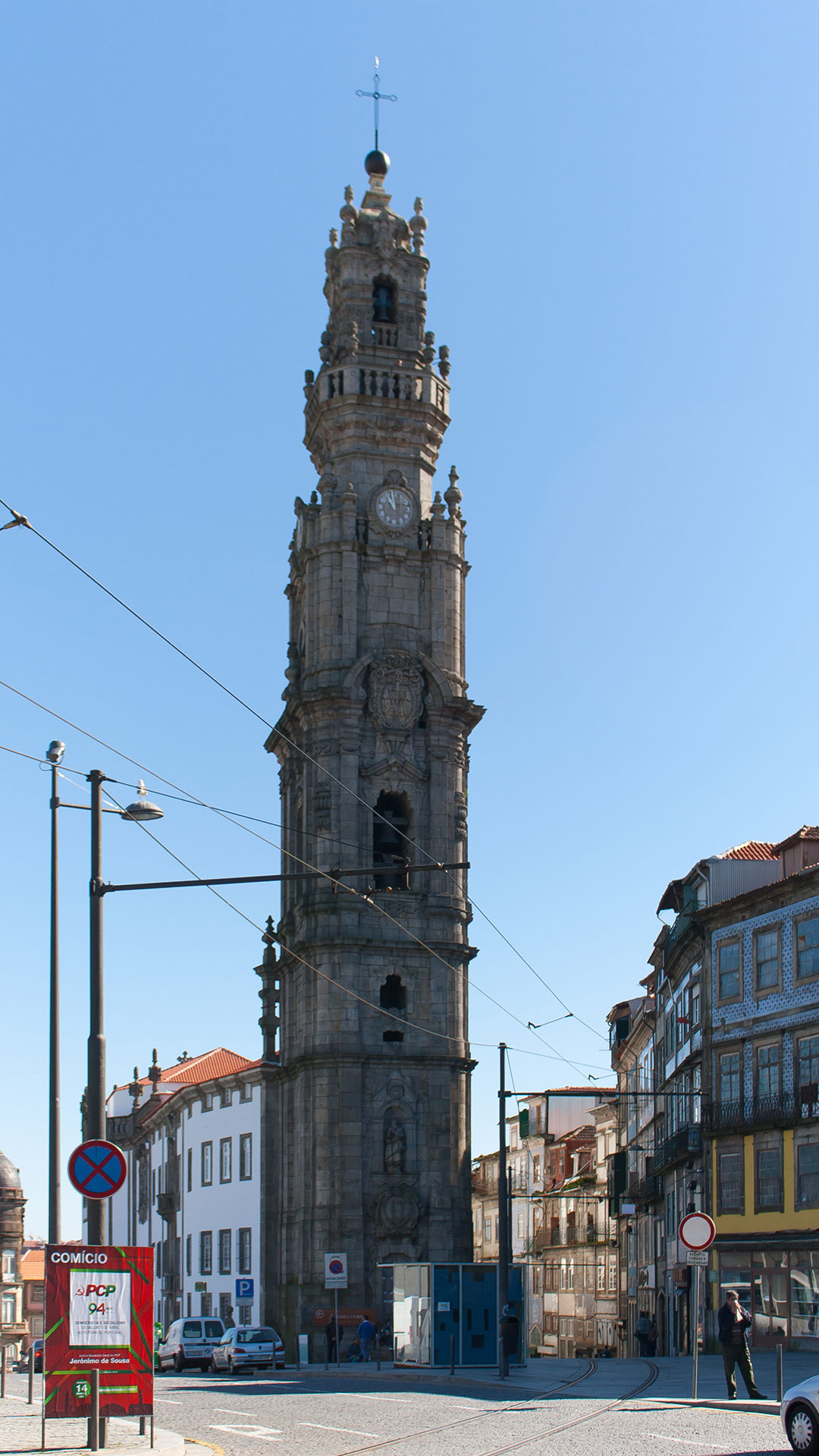 Clerigos | Porto: the city of churches.