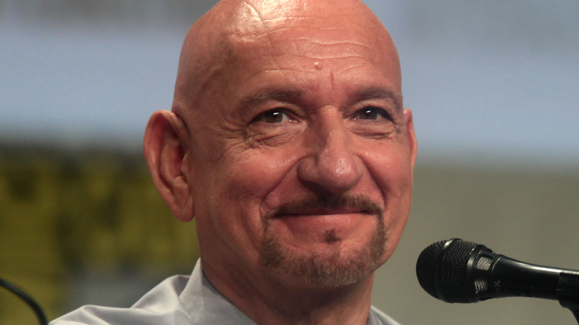 Sir Ben Kingsley won a career achievement award in the 1995 edition of Fantasporto