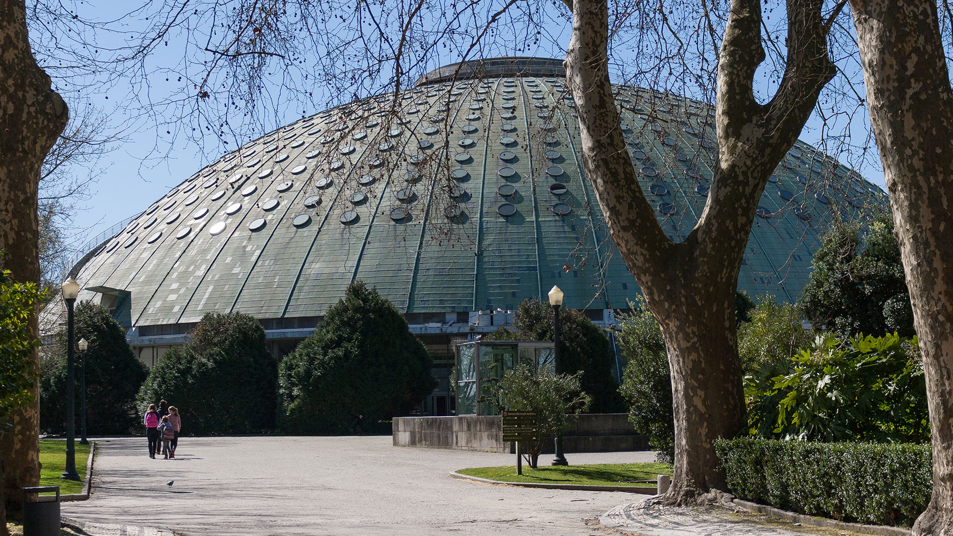Palácio de Cristal (Porto) | Off the map and off the plan in Porto.