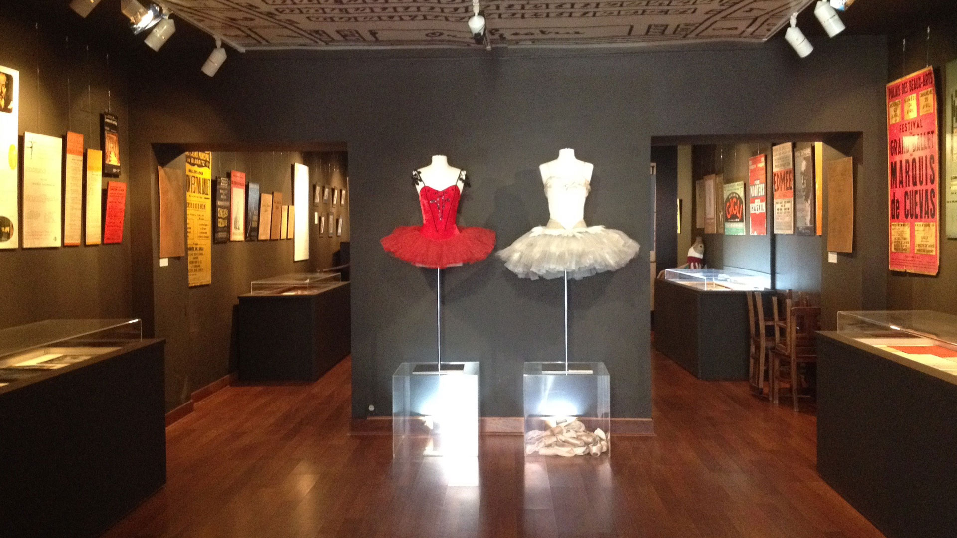 Lisbon Traveling: People who Leave a Special Mark   Temporary exhibition dedicated to Italian dancer Anna Mascolo (National Museum of Theater and Dance)