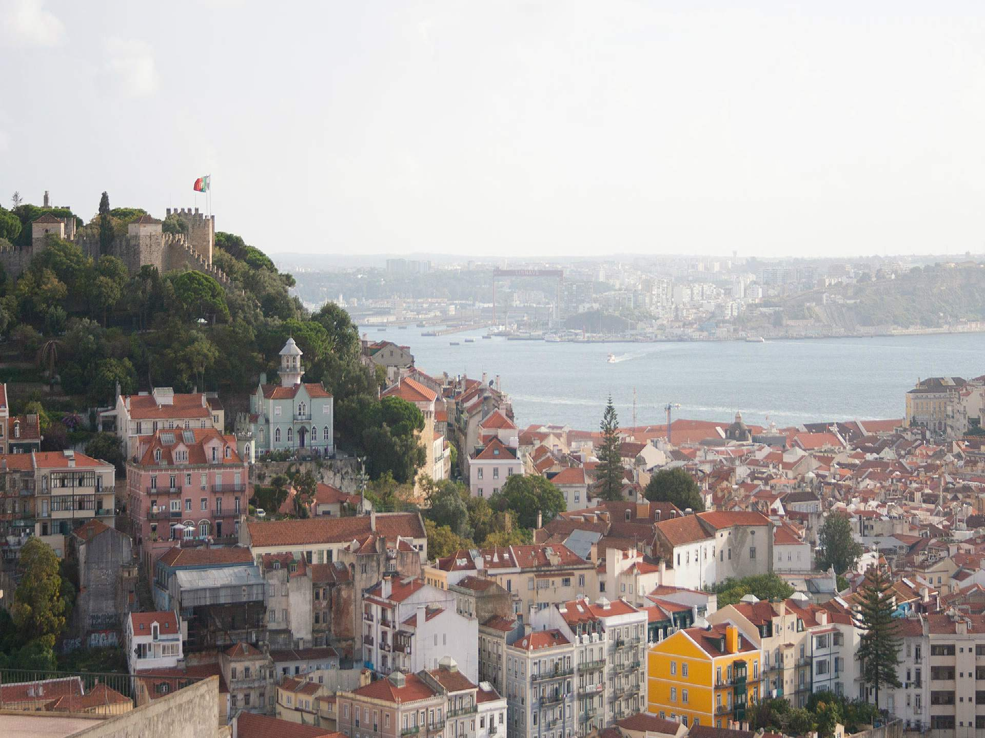 Senhora do Monte | 32 Free and Paid Spots to See Lisbon from the Top