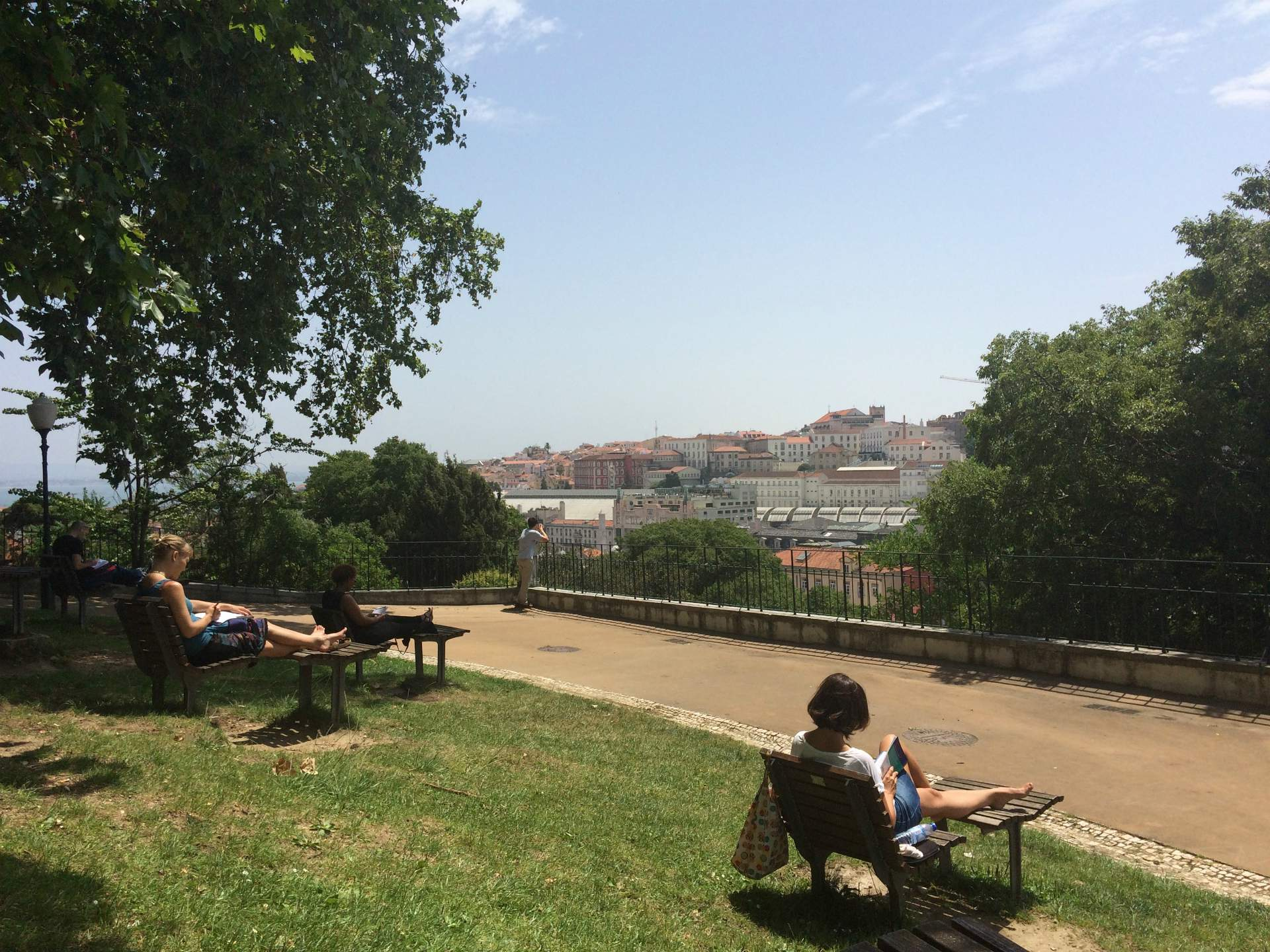 Jardim do Torel | 32 Free and Paid Spots to See Lisbon from the Top