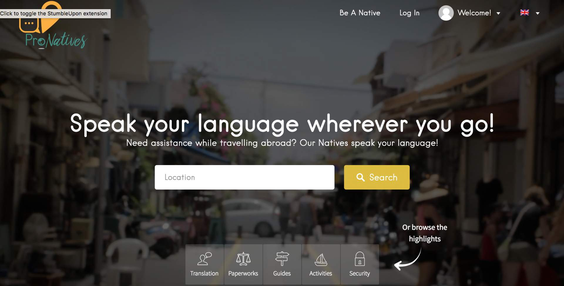 ProNatives 4 Travel Apps for Cultural Tourists from the Web Summit