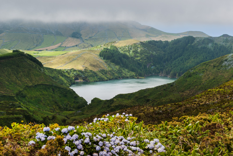 Azores 2016: a tale of three returns (part one)