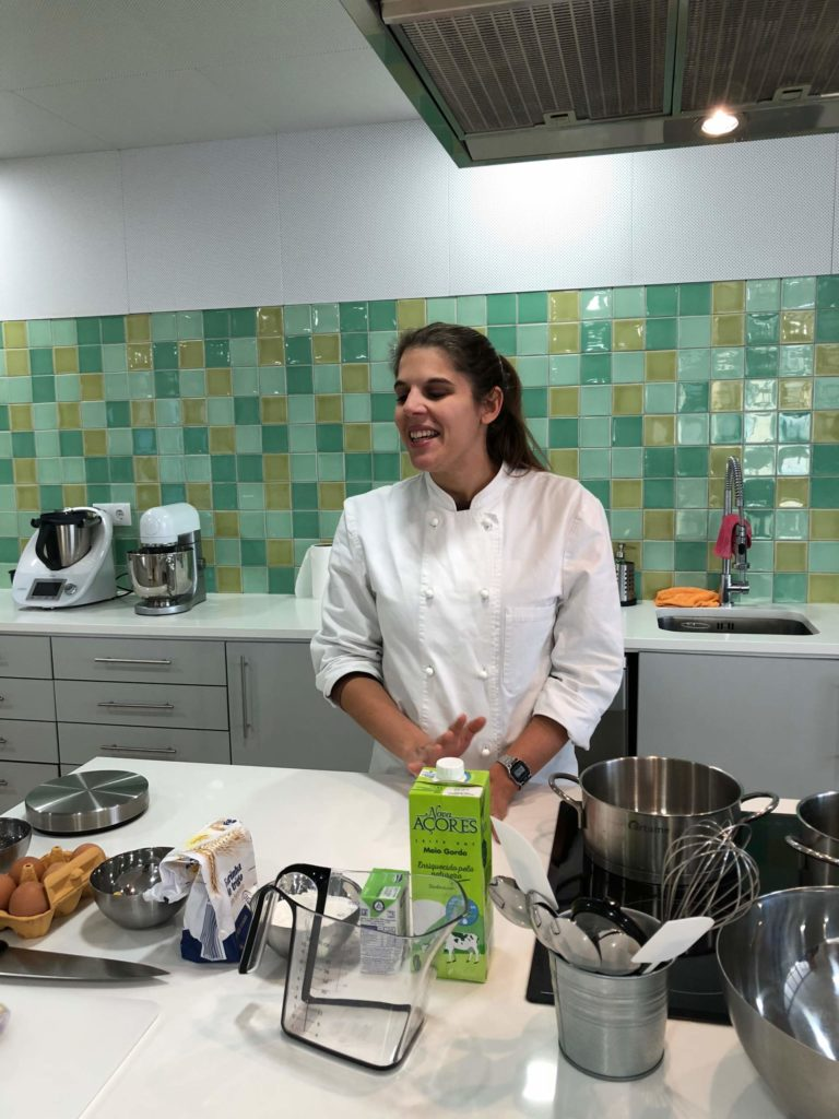Ana, Lisbon Cooking Academy founder, explains what the class is all about