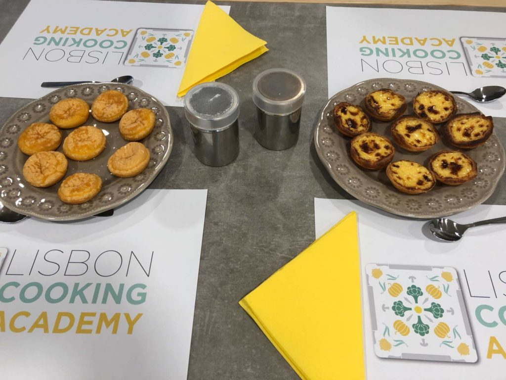 The Lisbon Cooking Academy pastry class: custard tarts and laid-back cultural chit-chat