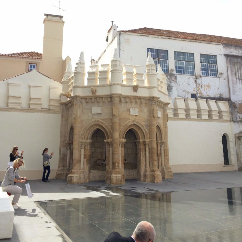 The old and the new - a sustainable approach to heritage in Torres Vedras, Portugal