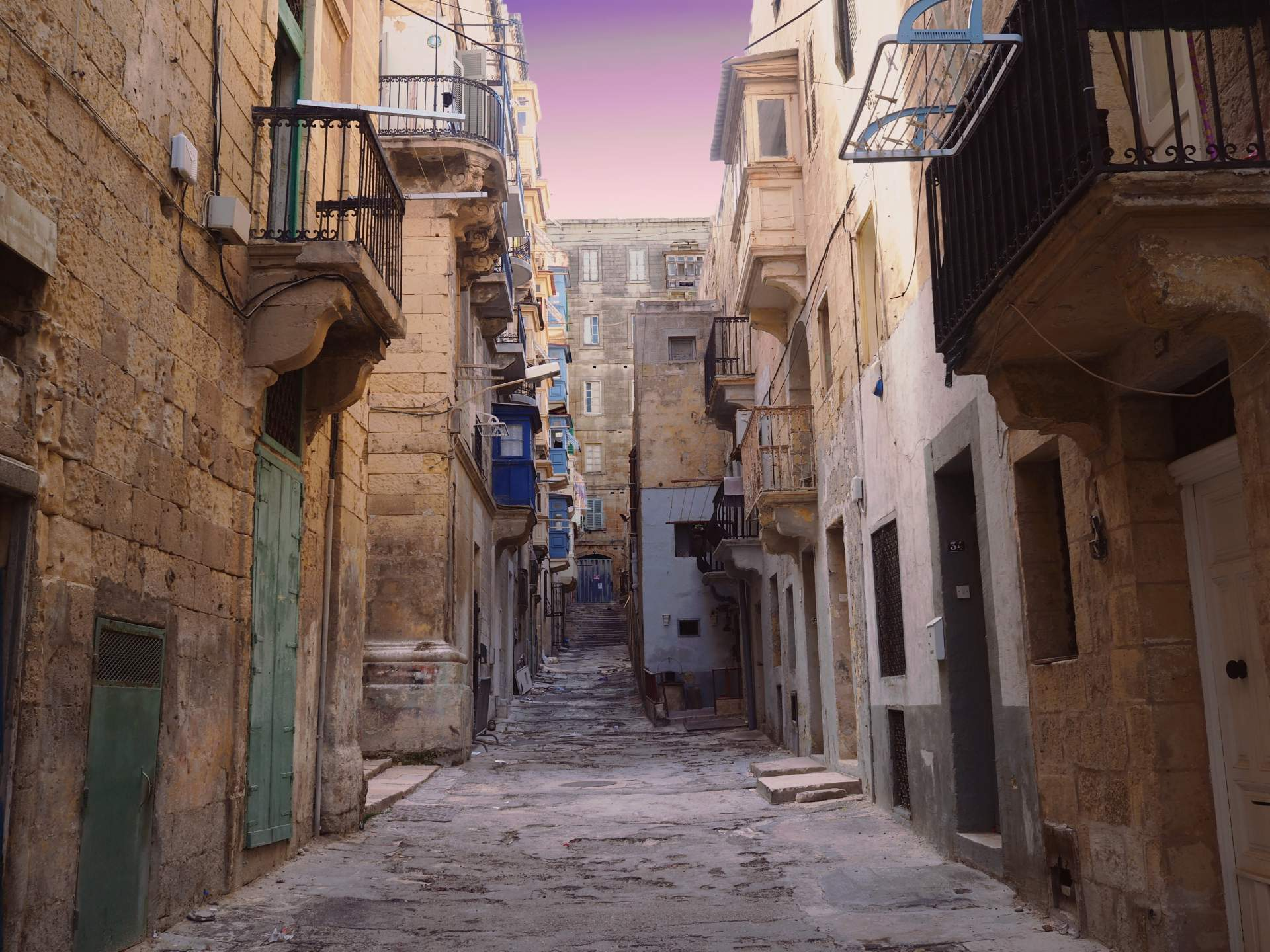 Valletta in Malta is the 2018 European Capital of Culture and one of the cultural tourism destinations for 2018