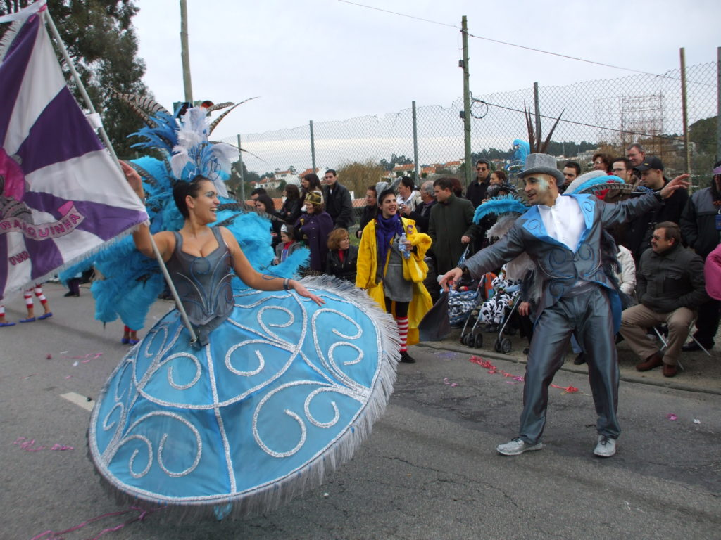Where to go for traditional Carnival in Portugal
