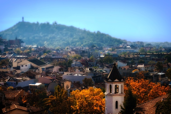 Plovdiv in Bulgaria is also a European Capital of Culture in 2019