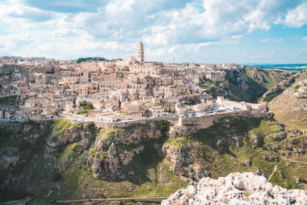 Matera in Italy is one of the best cultural tourism destinations for 2019