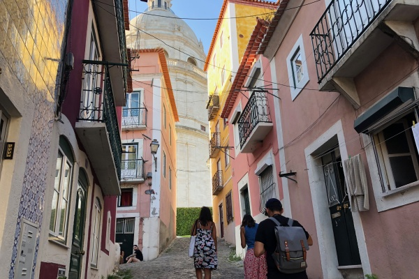 3 days in Lisbon itinerary