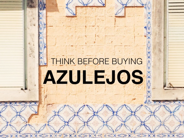 Where to buy tiles in Lisbon while supporting local businesses