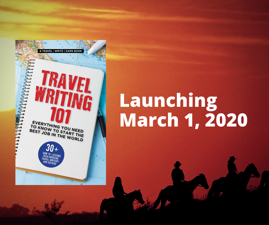 """""""Travel Writing 101"""": not just  another book on travel writing"""